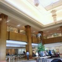 Photo taken at Hilton Odawara Resort & Spa by Suimei Y. on 10/27/2012