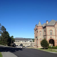 Photo taken at James B. Colgate Hall - Admissions Office by Matt H. on 7/25/2013