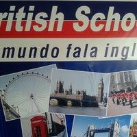 Photo taken at British School Rua Doutor Antônio Gonçalves Lanna, Guarapiranga by Eliza F. on 5/9/2014