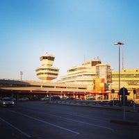 Photo taken at Berlin Tegel Otto Lilienthal Airport (TXL) by Yousef H. on 6/5/2013