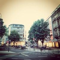 Photo taken at Friesenplatz by Yousef H. on 6/12/2013