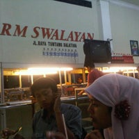 Photo taken at RM Swalayan by essa loyallita l. on 9/23/2012
