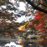 Photo taken at Hibiya Park by RAY on 12/1/2012