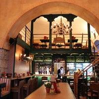 Photo taken at King's Caffe Food pub by Asja J. on 8/23/2015