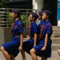 Photo taken at Methodist Girls' School by Teck Keong S. on 10/27/2012
