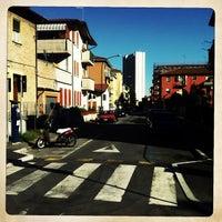 Photo taken at Quartiere San Donato by Roberto A. on 5/27/2013