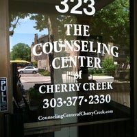 Photo taken at Counseling Center of Cherry Creek by Counseling Center of Cherry Creek on 10/24/2014