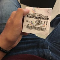 Photo taken at Cinemex by Alexis L. on 12/1/2016