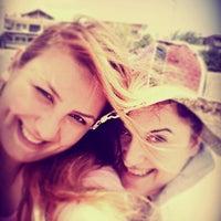 Photo taken at Incekum Plaji by Filiz D. on 8/18/2014
