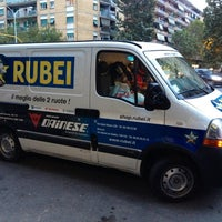 Photo taken at Rubei 2 srl by Andrea C. on 11/5/2012