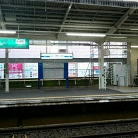 Photo taken at Yukarigaoka Station by Culun on 11/20/2015