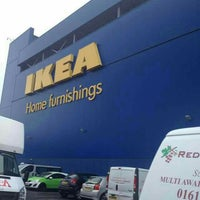 Photo taken at IKEA by Andria F H. on 4/26/2015