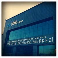11/9/2012 tarihinde Melissa M.ziyaretçi tarafından İstanbul Kongre Merkezi'de çekilen fotoğraf