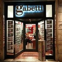Photo taken at Gabetti by Giulio on 1/25/2013