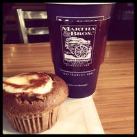 Photo taken at Martha & Bros. Coffee by Berilyn Zoe on 10/13/2013