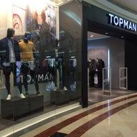 Photo taken at Topman by r ⊿ m on 4/11/2016