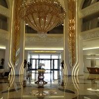 Photo taken at Hôtel La Cigale Tabarka by Bayrem B. on 11/4/2014