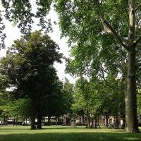 Photo taken at Jardin du Ranelagh by Jonathan F. on 7/16/2013