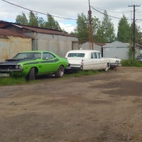 Photo taken at АГЗС by Павел Б. on 6/15/2014