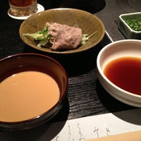 Photo taken at 京懐石 月亭 市が尾店 by Fumio I. on 6/1/2013