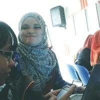 Photo taken at Fakulti Pengurusan Teknologi dan Perniagaan (FPTP) by Fathin N. on 5/11/2014
