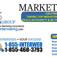 Photo taken at InterWeb Media Group - Reputation Marketing Experts by InterWeb Media Group - Reputation Marketing Experts on 5/6/2014