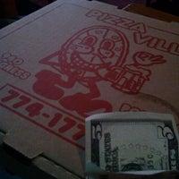 Photo taken at Pizza Villa by Allison M. on 5/23/2014