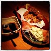 Photo taken at 瓢 Hisago by Rika I. on 10/31/2012