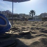 Foto tomada en Playa de la Carihuela por Charlotte J. el 6/18/2017