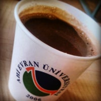 Photo taken at Ziraat Cafe & More by Aysun E. on 4/30/2015