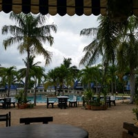 Photo taken at Castle Howchow Beach Resort Hotel Khon Kaen by Ragnhild Ø. on 6/12/2014