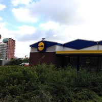 Photo taken at Lidl by Bas v. on 10/17/2013