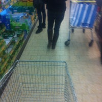 Photo taken at Lidl by Bas v. on 2/9/2013