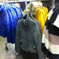 Photo taken at H&M by Joy C. on 12/21/2012
