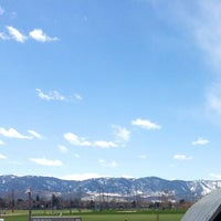 Photo taken at Colorado State University by Milo i. on 4/24/2013