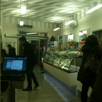 Photo taken at Bar Gelateria Filippo by Stefania G. on 1/5/2013