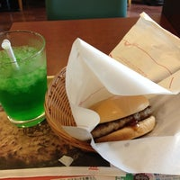 Photo taken at モスバーガー 祖師ヶ谷大蔵駅前店 by カーネルたん (. on 10/5/2012