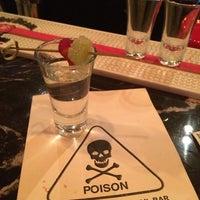 Снимок сделан в Poison пользователем Susana 6/3/2014