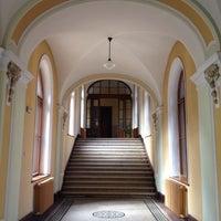 Photo taken at Universitatea Babeș-Bolyai by Beatrix Andrea B. on 3/27/2017