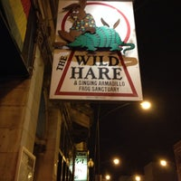 Photo taken at The Wild Hare by Chi_Shan @. on 10/25/2014
