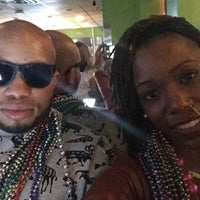 Photo taken at Jamaica Tropicale by Jerk Hut by Marche' M. on 1/30/2016