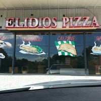 Photo taken at Elidios' Pizza by Josh A. on 5/23/2013