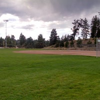 Photo taken at Skyline Park - Sports Complex by Sally W. on 7/29/2014