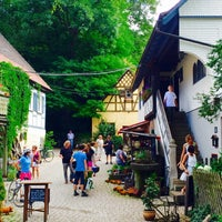 Photo taken at Eselsmühle by Peter M. on 8/14/2016