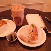Photo taken at Clinton Bakery Café by DanLikes on 5/31/2013