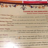 Photo taken at Himalayan Grill by Renzo D. on 2/27/2016
