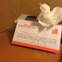 Photo taken at Hotel Puerta del Sol by R@Y on 10/19/2016