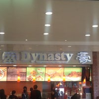 Photo taken at Dynasty chinese food express by R@Y on 5/17/2014