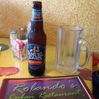 Foto tomada en Rolando's Cuban Restaurant por Wimby el 7/28/2013