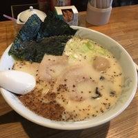 Photo taken at 蔵運麺太郎 by おおや て. on 4/26/2017